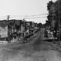 Image of View of South Sandusky Street looking North - Delaware - Ohio