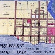 Image of 1833 Plant of Delaware - Ohio