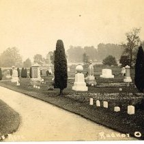 Image of God's Road, Radnor Cemetery (Ohio)