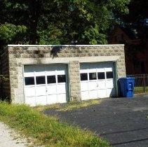 Image of Back Garage