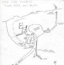 Image of Apex Mine Map