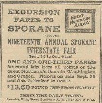 Image of Spokane Fair on the GN