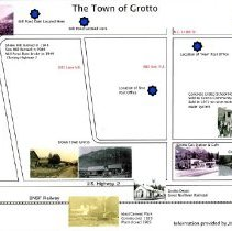 Image of Map of Grotto