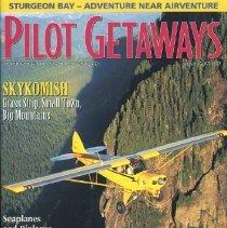 Image of Pilot Getaways Magazine