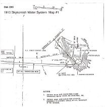 Image of 1910 Water Supply Map 1