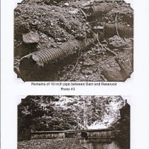 Image of 1910 Water Supply Photo 3 and 4