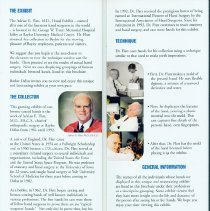 Image of Flatt Hand Collection Brochure, 3