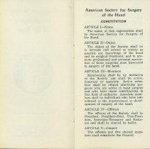 Image of 1940's era Bylaws, 3