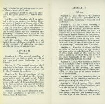 Image of Bylaws c. 1959, 3