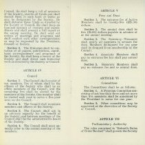 Image of Bylaws c. 1959, 4