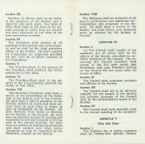 Image of Bylaws c. 1969, 4