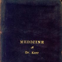 Image of Dr. Sterling Bunnell's Medical School Books, 3