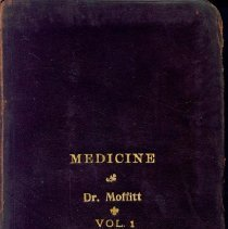Image of Dr. Sterling Bunnell's Medical School Books, 5