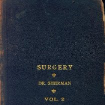 Image of Dr. Sterling Bunnell's Medical School Books, 10