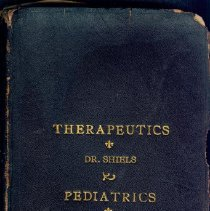 Image of Dr. Sterling Bunnell's Medical School Books, 11