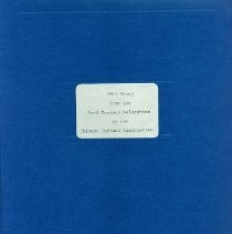 Image of Cover,1984 Diary from the Hand Society Delegation to China