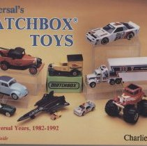 Image of Universal's Matchbox Toys: the Universal Years, 1982-1992 - Color guide to Universal Matchbox toy vehicles from 1982-1992 with price guide.