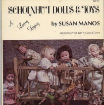 Image of Schoenhut Dolls and Toys - Basic guide to Schoenhut dolls and toys. Identification and price guide.