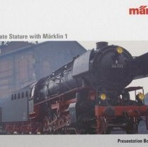 Image of Demonstrate Stature with Marklin 1 - This catalog covers the line of Marklin 1 gauge trains and accessories.