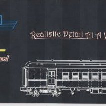 Image of Weaver Models Catalog Supplement 2007 - Weaver Models O gauge trains and accessories.