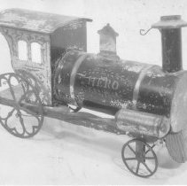 "Image of Hero Locomotive - Fallows ""Hero"" locomotive from the 1875-1885 era.  James Fallows & Son were from Philadelphia, PA."