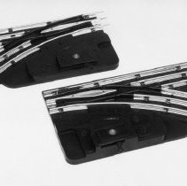 Image of Louis Marx & Co.  Switches - Louis Marx & Co. One pair of #740C manual switches