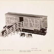 Image of Revell HO Gauge Catalog Pictures - Revell HO gauge Stock Car.