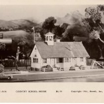 Image of Revell HO Gauge Catalog Pictures - Revell HO gauge  T9036 Country School House Price $2.98