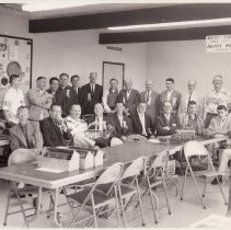 Image of 1963 West Coast Convention - West Coast TCA convention in 1963.