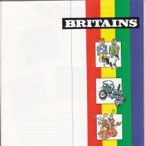 Image of Catalog, Britains 1989 - Catalog, BritainsBritains 1989