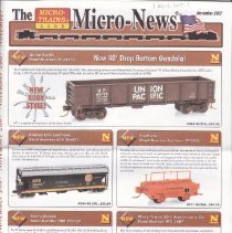 Image of The Micro-Trains Line - Catalog- Micro Trains Line