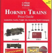 Image of Hornby Trains Price Guide - Catalog, Hornby Trains, Price Guide, Locomotives, Coaches, Freight Sets, Accessories, Track & Catalogues