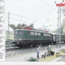 Image of Marklin Exclusin 4/2002 - Catalog, Marklin Exclusiv 4/2002 DI