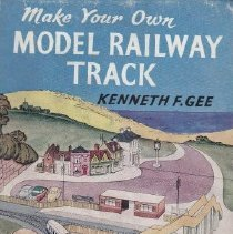 Image of Make your own model railway track - Book, Thomas Nelson and Sons LTD.,Make your own model railway track