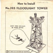 Image of How to Install No. 395 Floodlight Tower - How to Install No. 395 Floodlight Tower.