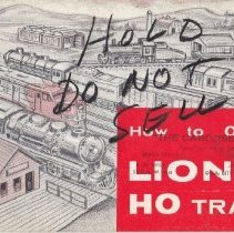 Image of How to Operate Lionel HO Trains - How to Operate Lionel HO trains.