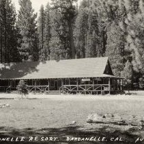 Image of P25685 - Dardanelle Resort built by Mr. and Mrs. John Bucknam.