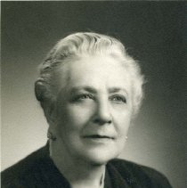 Image of P29597 - Portrait of Adele Keil Ferguson.