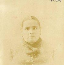 Image of TP1784 - Portrait-Woman not identified  Album #1. Circa 1900's.