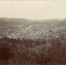 Image of TP2601 - Sonora from Cemetery Hill, 1895