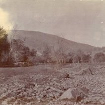 Image of TP2659 - Headwaters of Sonora Creek, mid 1890's