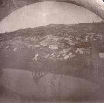 Image of TP897 - Landscape - Aerial View of Sonora and the main street.
