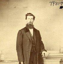 Image of TP3177 - MURDOCH MOODY. MURDOCH BAKER MOODY FATHER OF ADABEL SWEEENEY & ALICE WOOD. Circa 1880-1910.