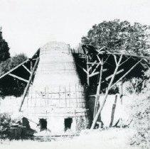 Image of TP4612 - Landscape - Kiln - Lime Kilns Springfield, Tuol. Co.