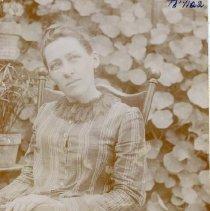 Image of TP9122 - Portrait-lady, Frances Rehm