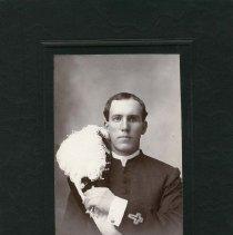 Image of TP10628 - Portrait-Not Identified-Knights Templar
