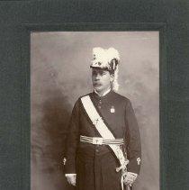 Image of TP10629 - Portrait-Not Identified-Knights Templar