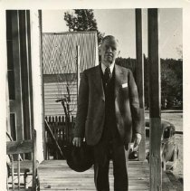 Image of TP12118 - WILLIAM F. KING - FORMER TUOLUMNE CO. RECORDER.