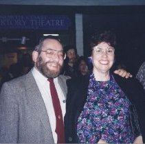 Image of Adat Ami  Theatre Party: Rabbi Aaron and Elaine Gottesman
