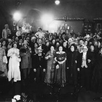Image of Costume Party at the Aztec Brewing Company, 1934
